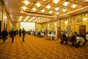 Una vista della sala al TFP Summit 2018