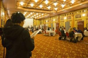 Stand e partecipanti al TFP Summit 2018
