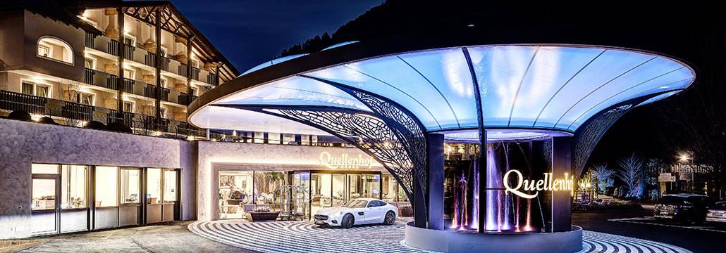 Quellenhof Luxury Resort