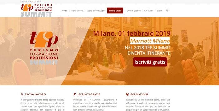 TFP Summit 2019 Milano